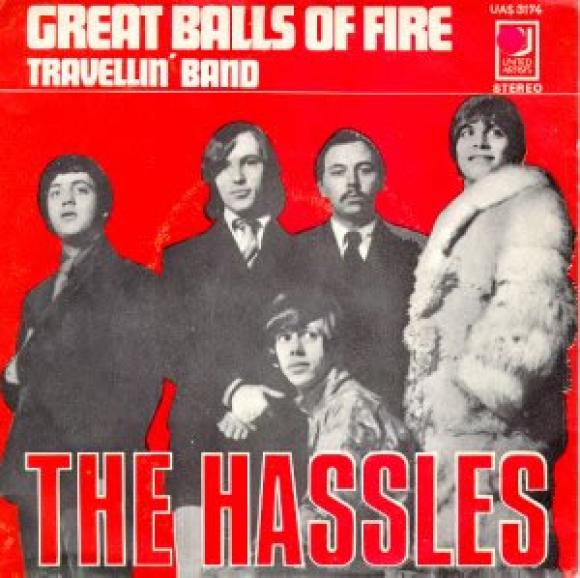 The_Hassles_Single